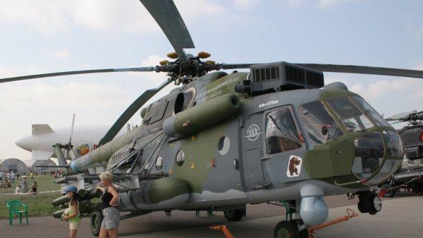 Біля кордону з Кримом прикордонники зафіксували політ російського вертольота