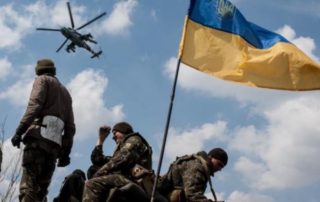 У зоні АТО двічі за добу зафіксовано спроби ведення повітряної розвідки бойовиками , – штаб