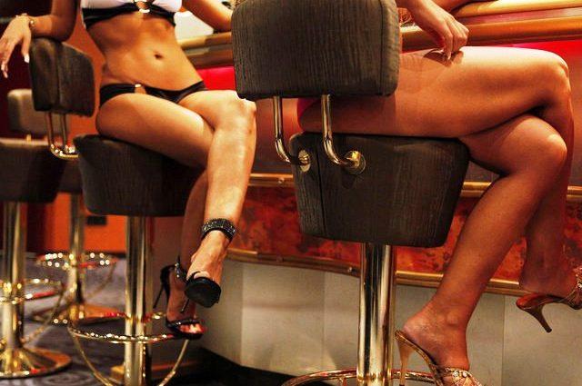 Публичные соревнования по сексу