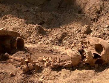 Жахлива знахідка у Львові. Вчені знайшли кістки закатованих НКВДистами українців
