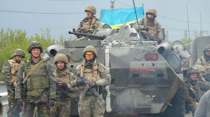 У зоні АТО неспокійно: бойовики почали активно обстрілювати українські позиції