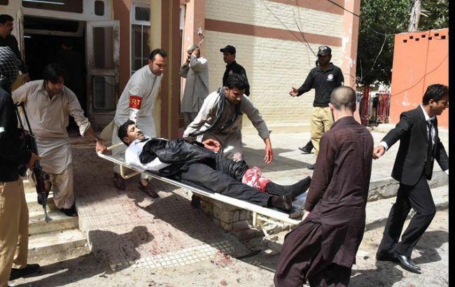 ІДІЛ взяв на себе відповідальність за вибух у Пакистані