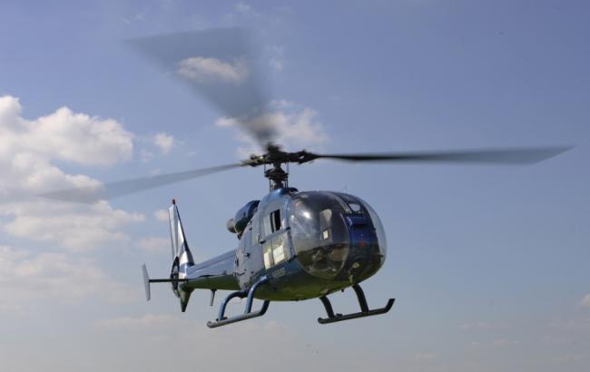 У результаті падіння гелікоптеру в Чехії загинули 2 людини