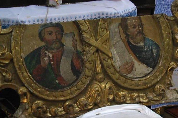 На Львівщині знайшли 400-річні ікони, які вважалися втраченими
