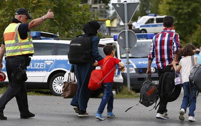 Біженців змушують покинути Німеччину