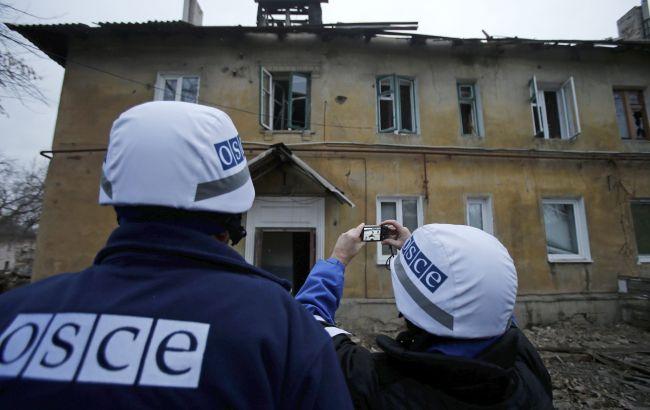 Захарченко не хоче обговорювати напад на представників ОБСЄ