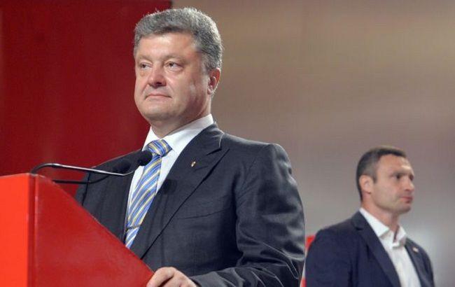 Компанія Порошенка подала в суд на владу Києва