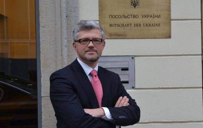 РФ може здійснити чергове вторгнення в Україну з Криму, – посол у ФРН