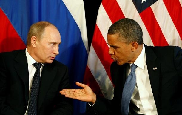 Обама принизив Путіна в прямому ефірі! (відео)