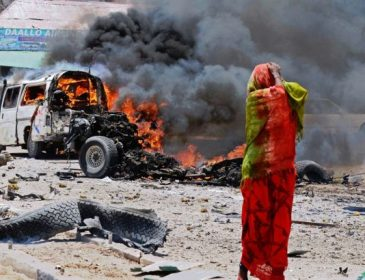 Теракт в Сомалі: кількість загиблих зросла до 23
