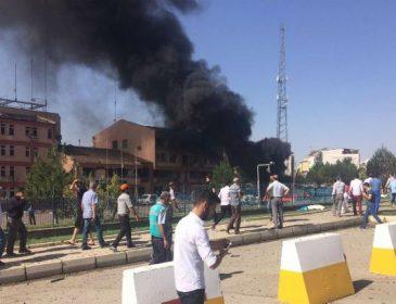 Вибух у Туреччині: троє загиблих і понад 50 поранених