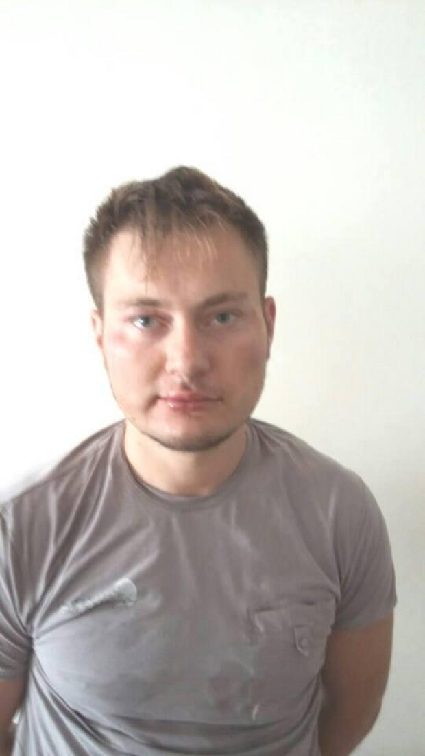 «Я – медик і хотів допомогти дідові», – ґвалтівник львівського пенсіонера (ВІДЕО)