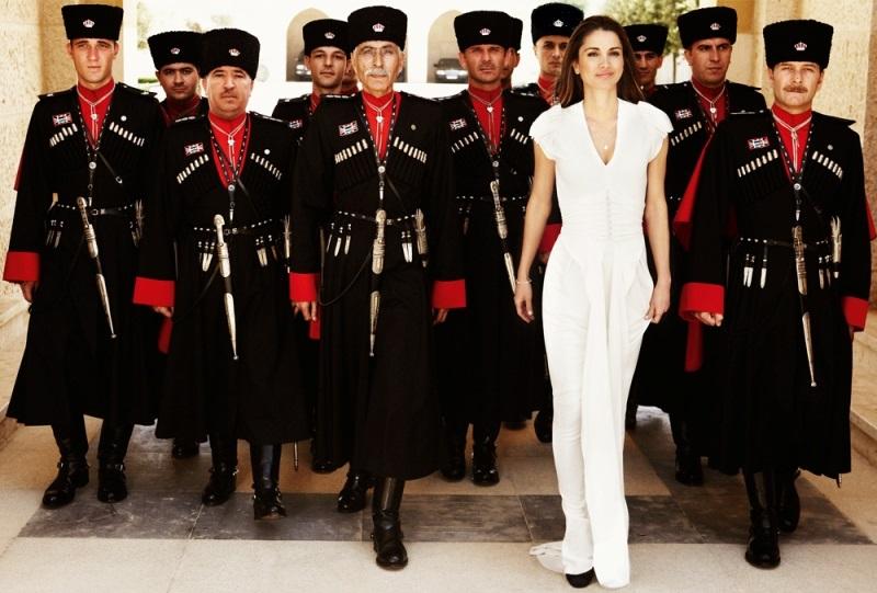 Як  живе її Величність Королева Йорданії – фото, які приголомшили Мережу (фото)