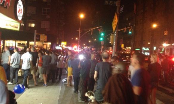 Кількість постраждалих при вибуху на Манхеттені зросла до 29; поліція знайшла бомбу