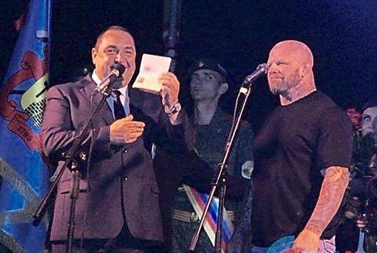 Скандал: відомий спортсмен став громадянином так званої «ЛНР».