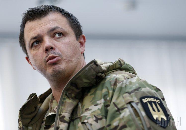 Семен Семенченко приголомшив Мережу, похизувавшись своєю красунею-дружиною (фото)