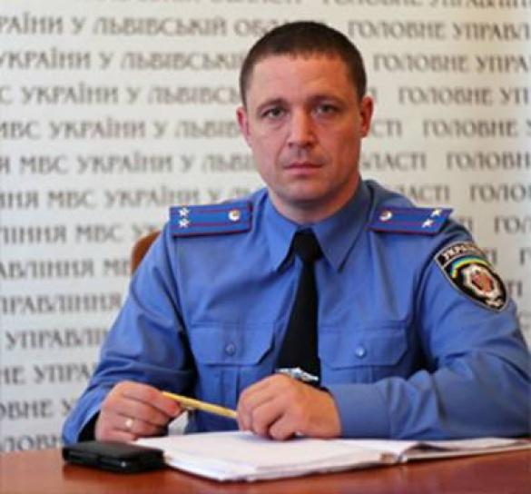 Керівник карного розшуку Львівщини заперечує водіння на підпитку