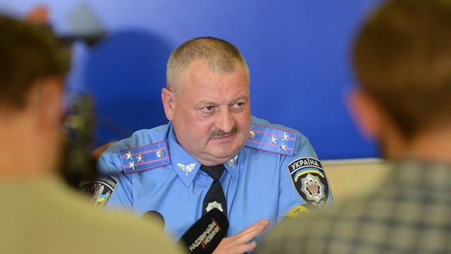 Ганьба: Загарія залишає посаду керівника поліції Львівщини через п'яний скандал за кермом