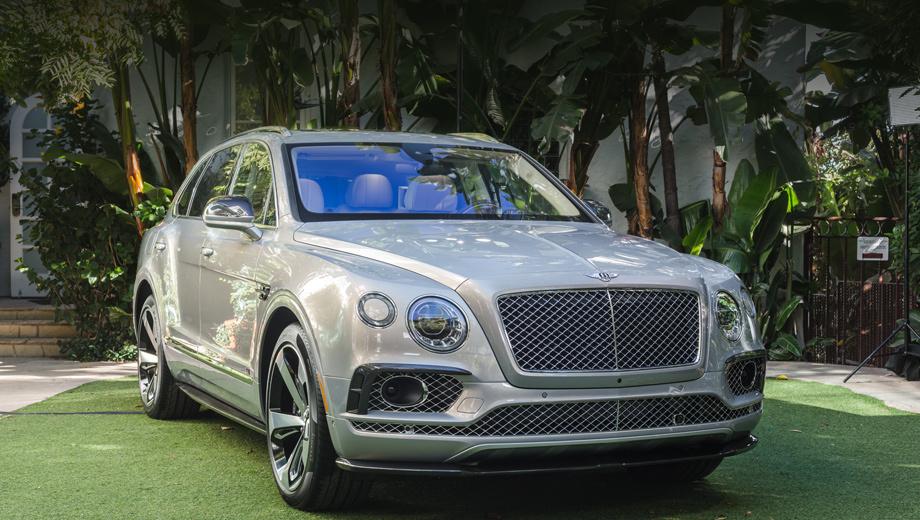 На українських дорогах помічений Bentley Bentayga вартістю $ 500 тисяч. Власник – нардеп (ФОТО)