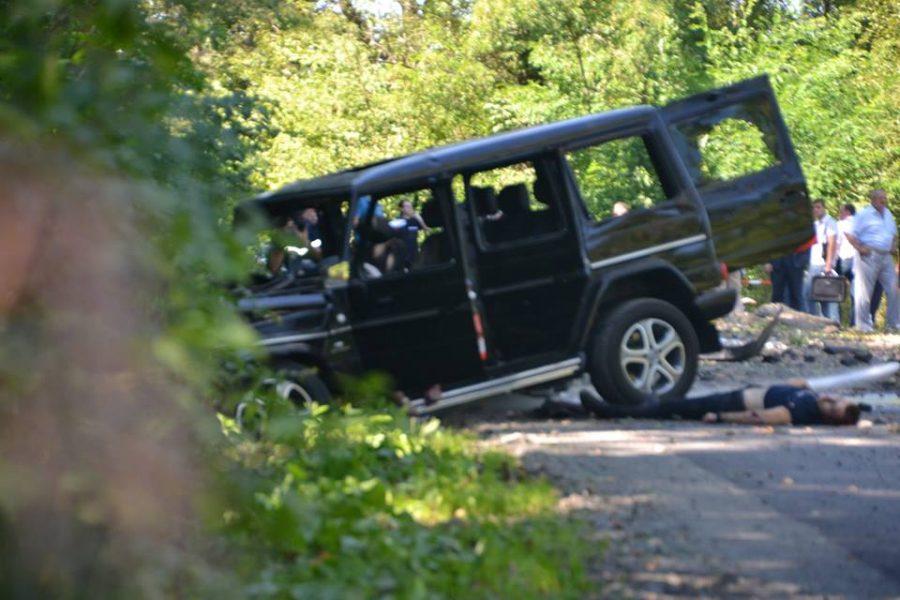Поліція затримала кілерів, які підірвали авто львівського бізнесмена (ВІДЕО)