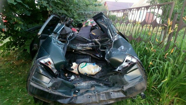 Жахлива автокатастрофа на Львівщині: є загиблі