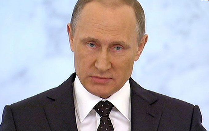 В Мережі висміяли фото Путіна (фото)
