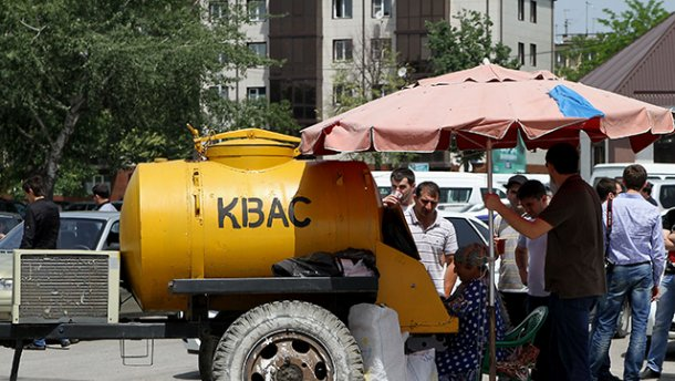 У Києві чиновники продавали право торгувати квасом