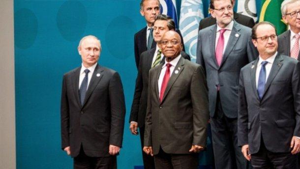 """Провал """"домашніх заготовок"""" Путіна: коротко про значення саміту """"Великої двадцятки"""""""