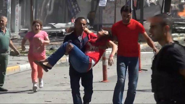 Вибух в Туреччині: постраждало 48 людей, з'явилось відео трагедії