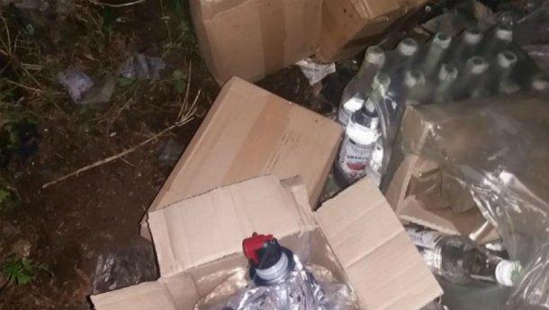 На Харківщині затримали продавця отруйного алкоголю