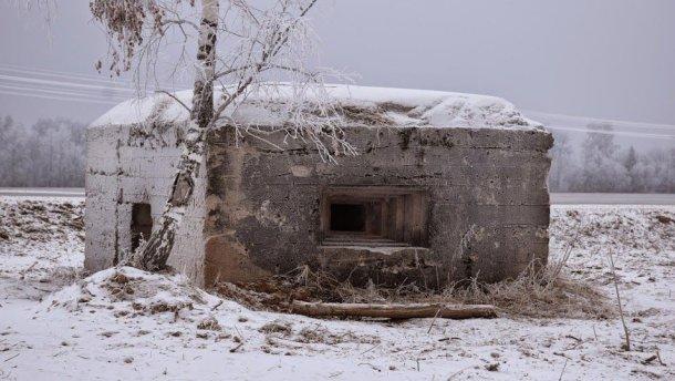 Прикордонники витратили 11 мільйонів на будівництво неіснуючого оборонного пункту