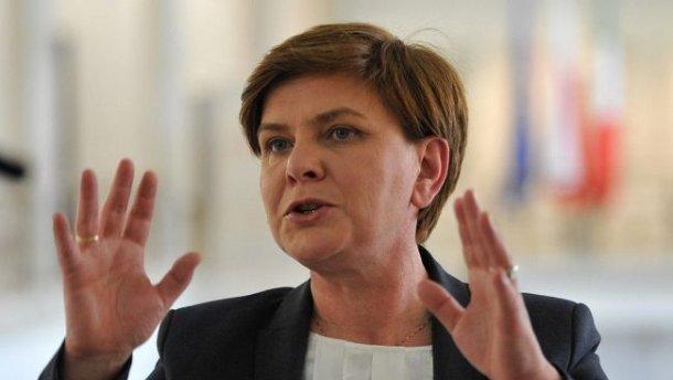 Прем'єр Польщі звинувачує ЄС у бездіяльності