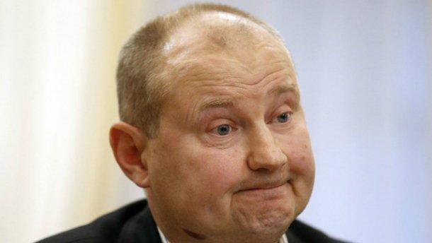 Скандальний Чаус лікується в окупованому Криму