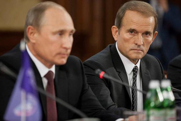 10 таємних фактів про кума Путіна Віктора Медведчука