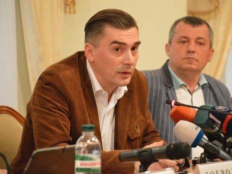 Авторитетні українці вимагають відкликати нардепа Добродомова за антидержавну діяльність (фото)