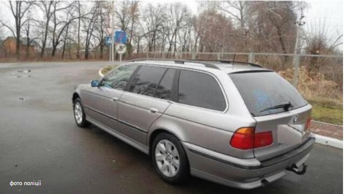 Львівський поліцейський викрав чужий автомобіль