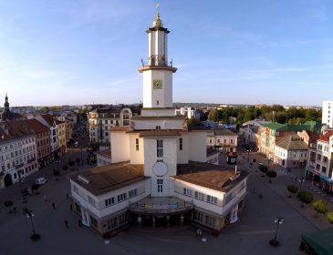 В Івано-Франківську підпалили авто місії ОБСЄ
