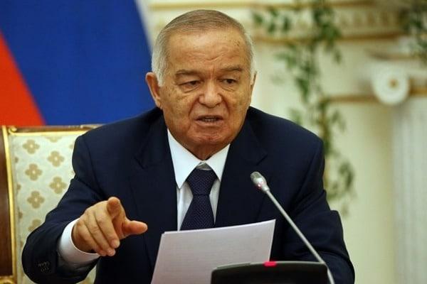У мережі з'явилися фото приготувань до похорону президента Узбекистану (фото)