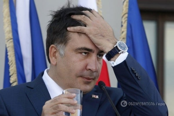 Скандальні аудіозаписи: Грузія запідозрила Саакашвілі у спробі держперевороту – ЗМІ