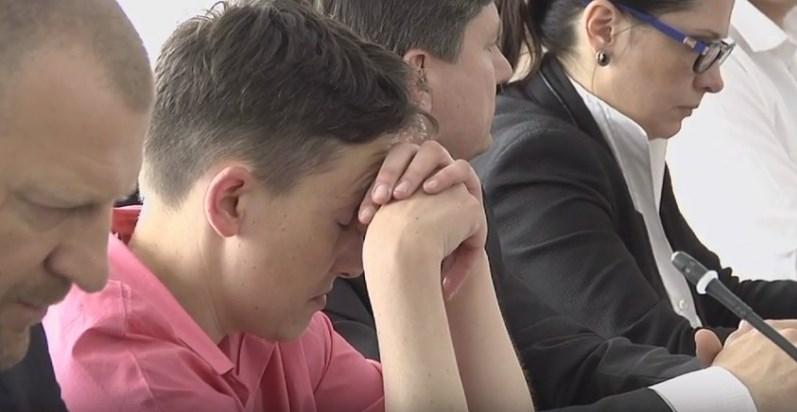 Савченко знову приголомшила Мережу своїм виглядом (фото)