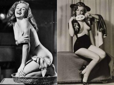 Скандальні еротичні фото Мерілін Монро, які ви ще не бачили (фото 18+)