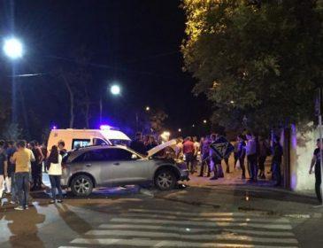 Криваве ДТП в центрі Харкова: іноземці пробували втекти з місця аварії (фото + відео)