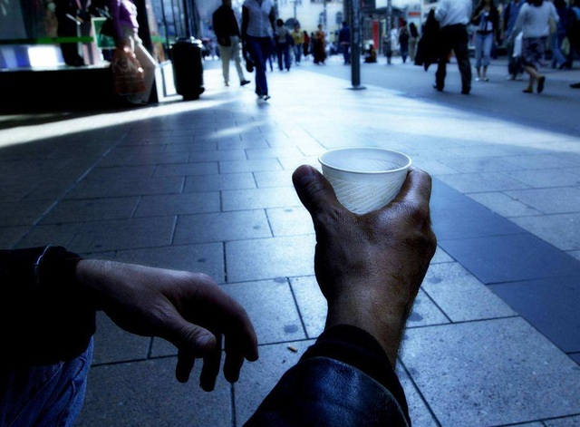 Межа бідності : показники українців в 4 рази менші