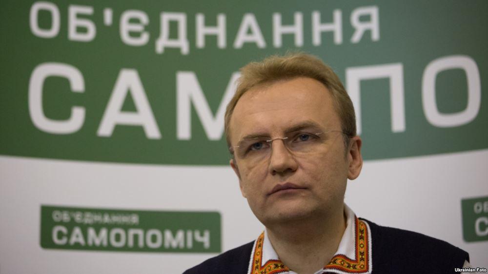 Садовий поклав на депозит ще 50 млн грн