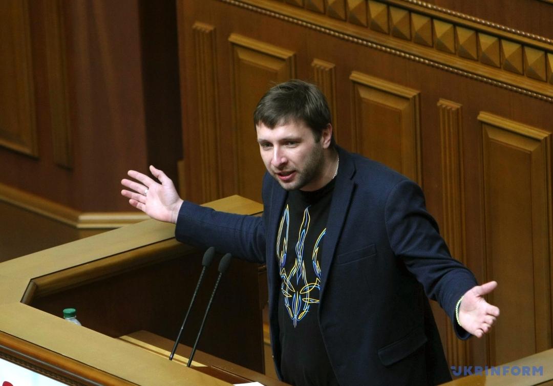 Парасюк зганьбився  на всю Україну своєю необізнаністю у політиці