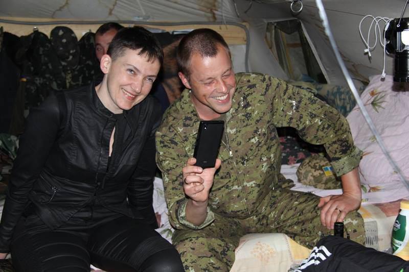 Таємниці особистого життя Надії Савченко – що вона приховує (фото)