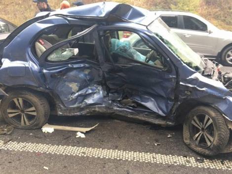 На Львівщині вагітна жінка потрапила у жахливе смертельне ДТП: авто розірвало на шматки