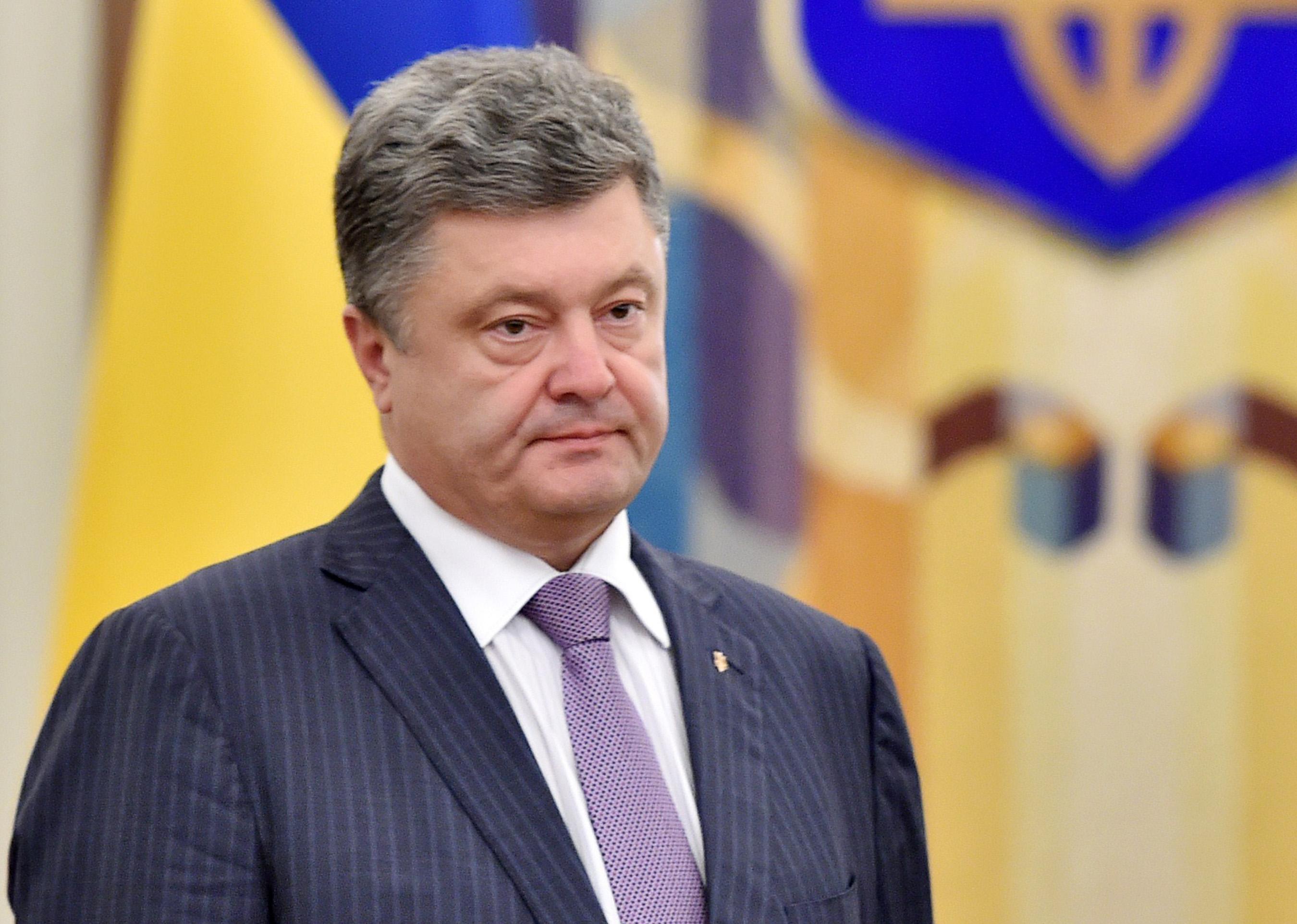 Досьє Петра Порошенка: шлях від бізнесмена в президенти