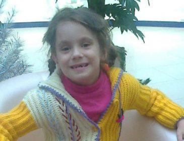8-річна Тетянка сподівається на допомогу небайдужих