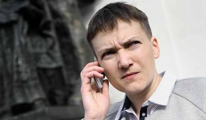 Українській владі порадили вгамувати Савченко